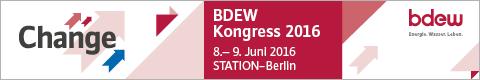 BDEW Fachkongress